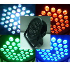 ������������ LED ��������� COOL PAR 36*3W (3in1)