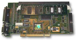 Pangolin - QM2000 hardware board