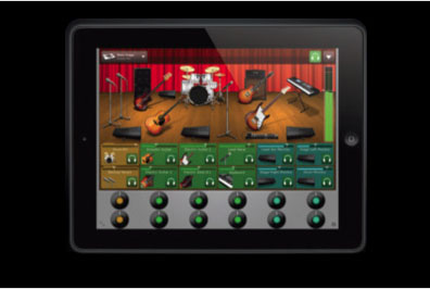 Line6 Stagescape M20d iPAD control