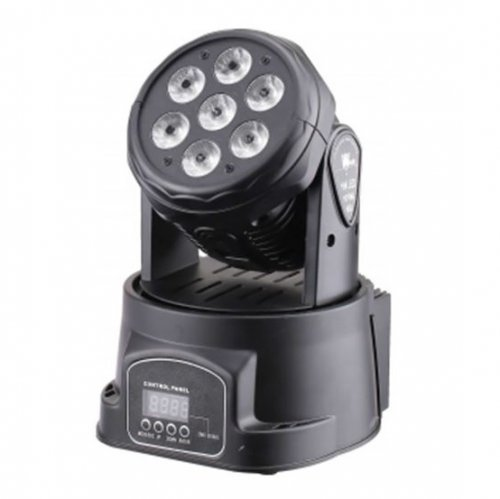 Светодиодная LED голова M-YL7-8 LED MOVING HEAD 7*8W