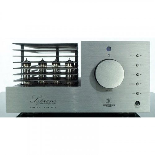 Усилитель SOPRANO LE lntegrated stereo tube amplifier