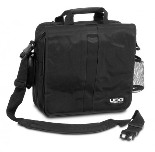 Сумка UDG Ultimate CourierBag DeLuxe 17Black, Orange inside