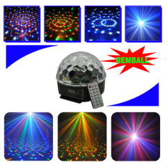 LED прибор REMBALL HOT TOP
