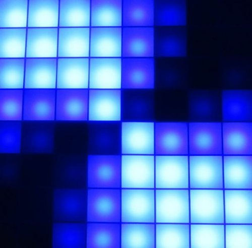 Led Pixel Panel настенная W-125-8*8-1
