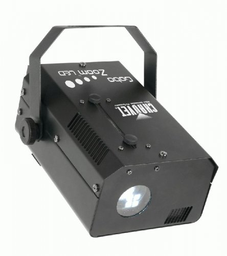 LED гобо проектор GOBO ZOOM LED 2.0