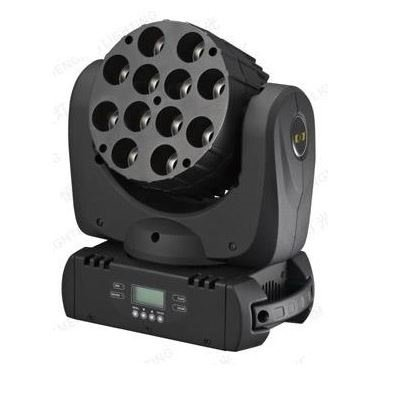 Светодиодная LED голова M-YL12-10 LED NEW MOVING HEAD 12*10W