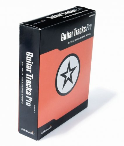 ПО GUITAR TRACKS PRO V3 Academic edition