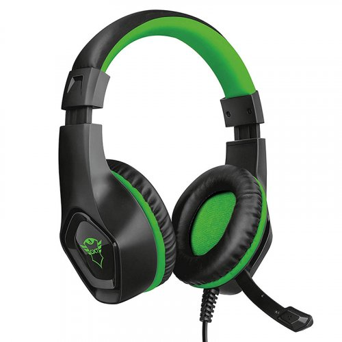 Гарнитура GXT 404G Rana Gaming Headset for Xbox One 3.5mm GREEN Фото №2