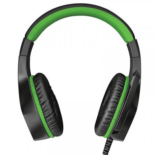 Гарнитура GXT 404G Rana Gaming Headset for Xbox One 3.5mm GREEN Фото №3